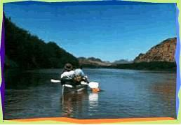 Orange River Canoe Rafting Trail Tours