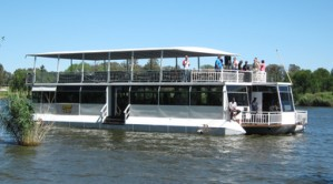 vaal river dinner party boat cruises and functions