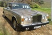 Rolls Royce Silver Shadow Hire Cape Town.