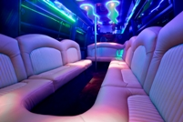 Limousine Car Hire Rental at AAAX Cape Town