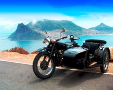 Cape Sidecar Travel Adventures