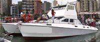 Boat Charters and Cruises Durban South Africa