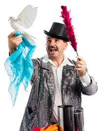 Magician Services Cape Town