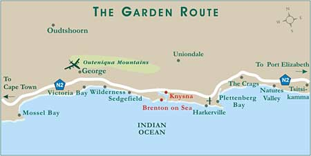 Garden route tours - Drive from port elizabeth to cape town ...