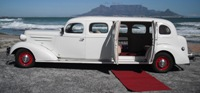 AAAX Classic Limousine Hire Cape Town