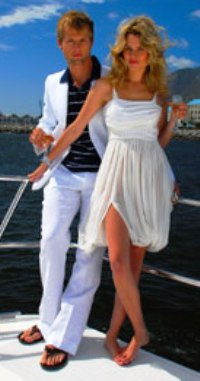 Romantic sunset dinner boat cruise marraige proposal Cape Town